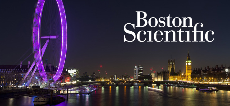 Educare webinaire en direct par Boston Scientific à Londres et Boston