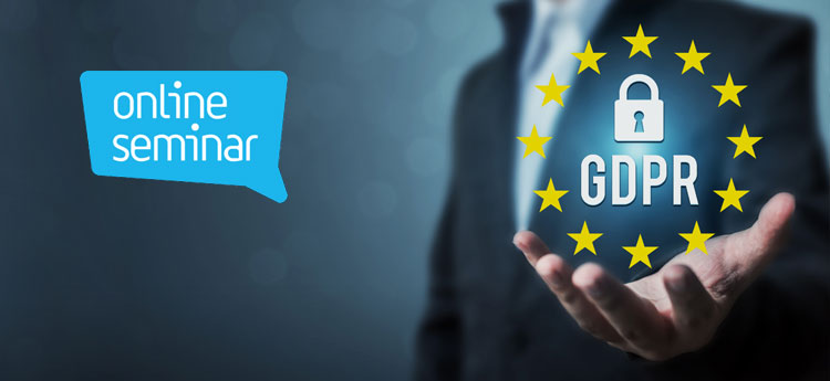 What is GDPR ? OnlineSeminar platform GDPR compliant
